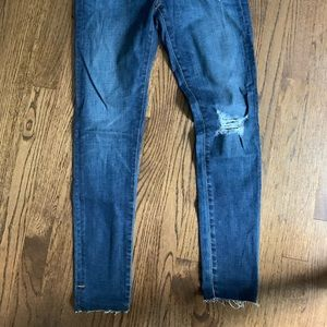 Ag Adriano Goldschmied Pants - AG ripped jeans